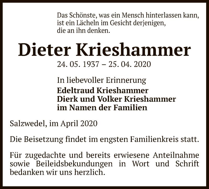 Todesanzeigen Volksstimme Schönebeck